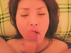 Facial mainly Chinese girl