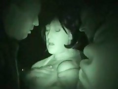 uk running down here night vision 1