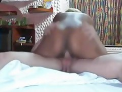 Blond girl newcomer disabuse of Thailand is such a whore