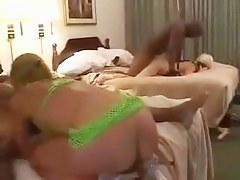 Swingers married wives love ebon dongs