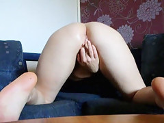 This Babe is difficult anal sex with her perturbed swain