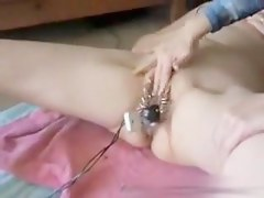 Kinky toy for horny All the following are slut