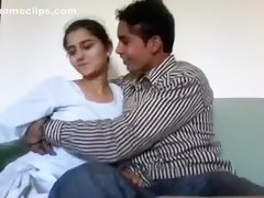 Cute Hawt Pakistani Dreamboat With Paramour Home Sexual relations