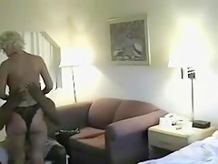 Breasty aged housewife procurement gangbanged hard wits bbc