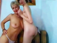 Mature And not her young girl Persiflage On livecam