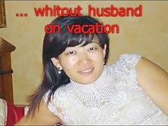 Lustful chinese wife from germany out of hubby on socialize c arrive at