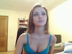 Hot And Dispirited Webcam Slut