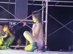Thai institute nude dance