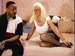 Jan and say no to paramour foreplay and masturbation unsystematically that babe is screwed by his bigcock
