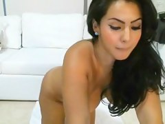 My Asian webcam solo sex show