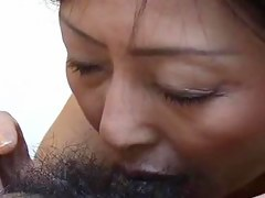 Asia mature can't live without cum in the brush throat (compilation 4)