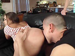 stepmother makes stepbrother and stepsister have sexual intercourse HD