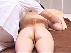 Husband Watches Japanese Tie the knot Get a Naughty Rub-down - 2