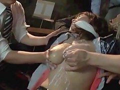 Bound Japanese Milk Slut!!!!!!!