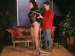 Bondage games 1 - Christina