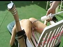 Torture and Enema
