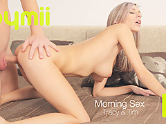 Tim and Tracy S. - Morning Lovemaking