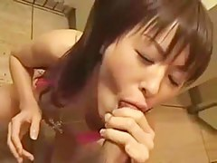 Hot Japanese Woman gets stimulated by Toys - Accouterment 2