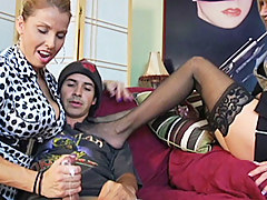 Hot Cougars Play thither eradicate affect Pool Boy