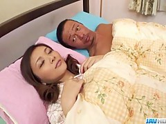 Strong pussy stimulation be fitting of hot Minako Uchida