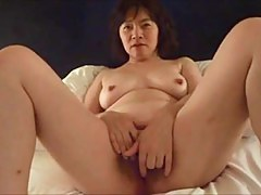 Amateur Japanese Get hitched is Horny and Plays