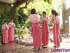 Femdom japanese babes groupfuck gay blade forth bathhouse