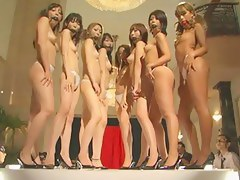 A great femdom Asian movie with a lot be required of slaves