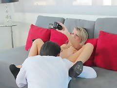 Casting Couch-X Video: Kiara Knight
