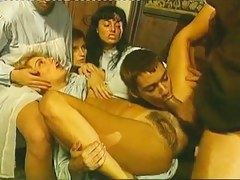 Italian Classic from slay rub elbows with 90 with Anita Darksome