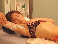 Dazzling Jap chick nailed silly in spy cam Japanese sex video
