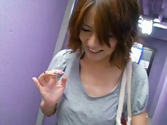 Asian downblouse extravaganza with chum around with annoy fake fascinate friends