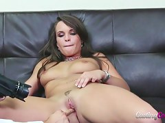 Casting Couch-X Video: Teal