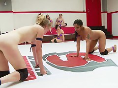 March Madness Sexual Submission in the Mission round 1