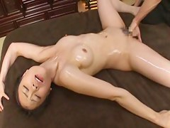 Cosplay Porn: Asian Gymnast Sex Chinese Acrobat fastening 3