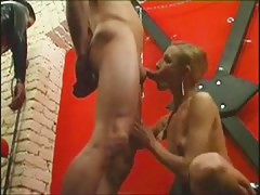 German domme approximately couple