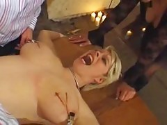 Tough Love - Heavy Blond Acquires Punished