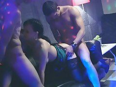Array sex at college party