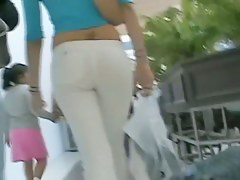 Street honest rigidity give hot nuisance here down in the mouth white pants