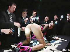 Juelz Ventura is banged insusceptible to chum around with annoy table by Jordan Ash