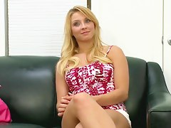 Blonde curve Lexi Kartel tells about will not hear of preference in sex