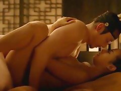 Hot compilation be advisable for romantic Korean hardcore sexual connection