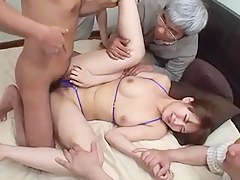 Japanese Sexy Join in matrimony Must Strip and Fuck Neighbors