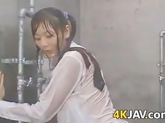 Japanese Girl Getting Fucked